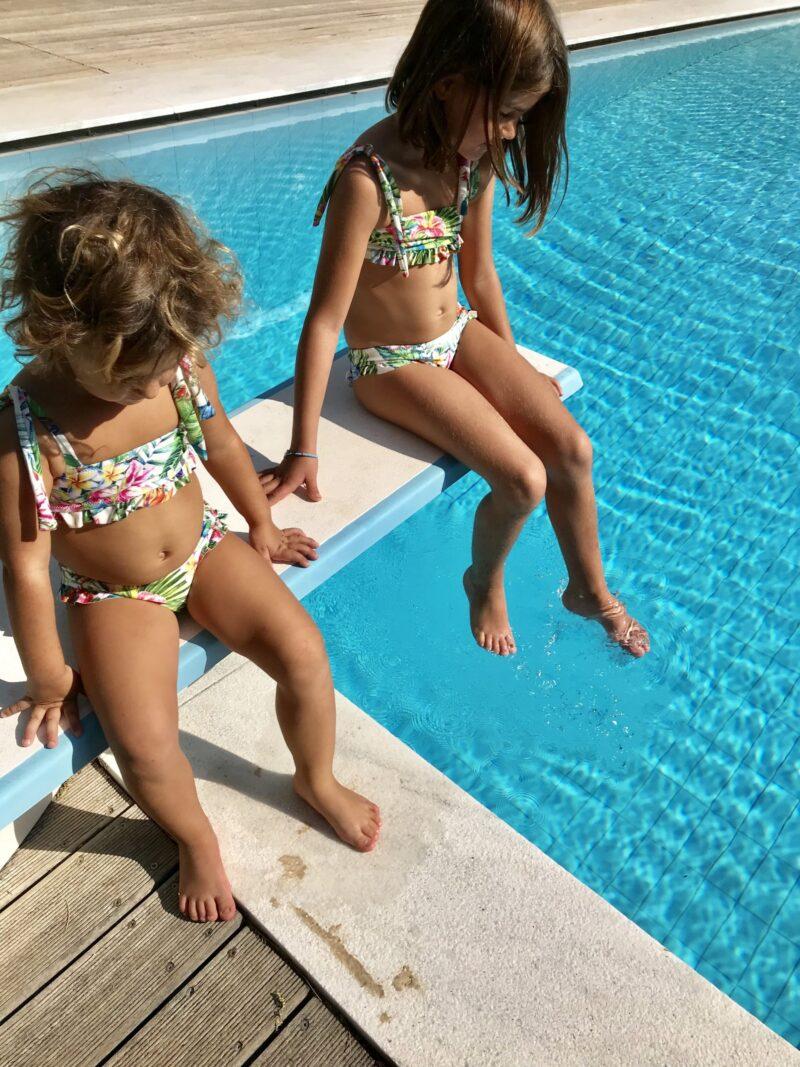 Calypso Kids Bikini-0