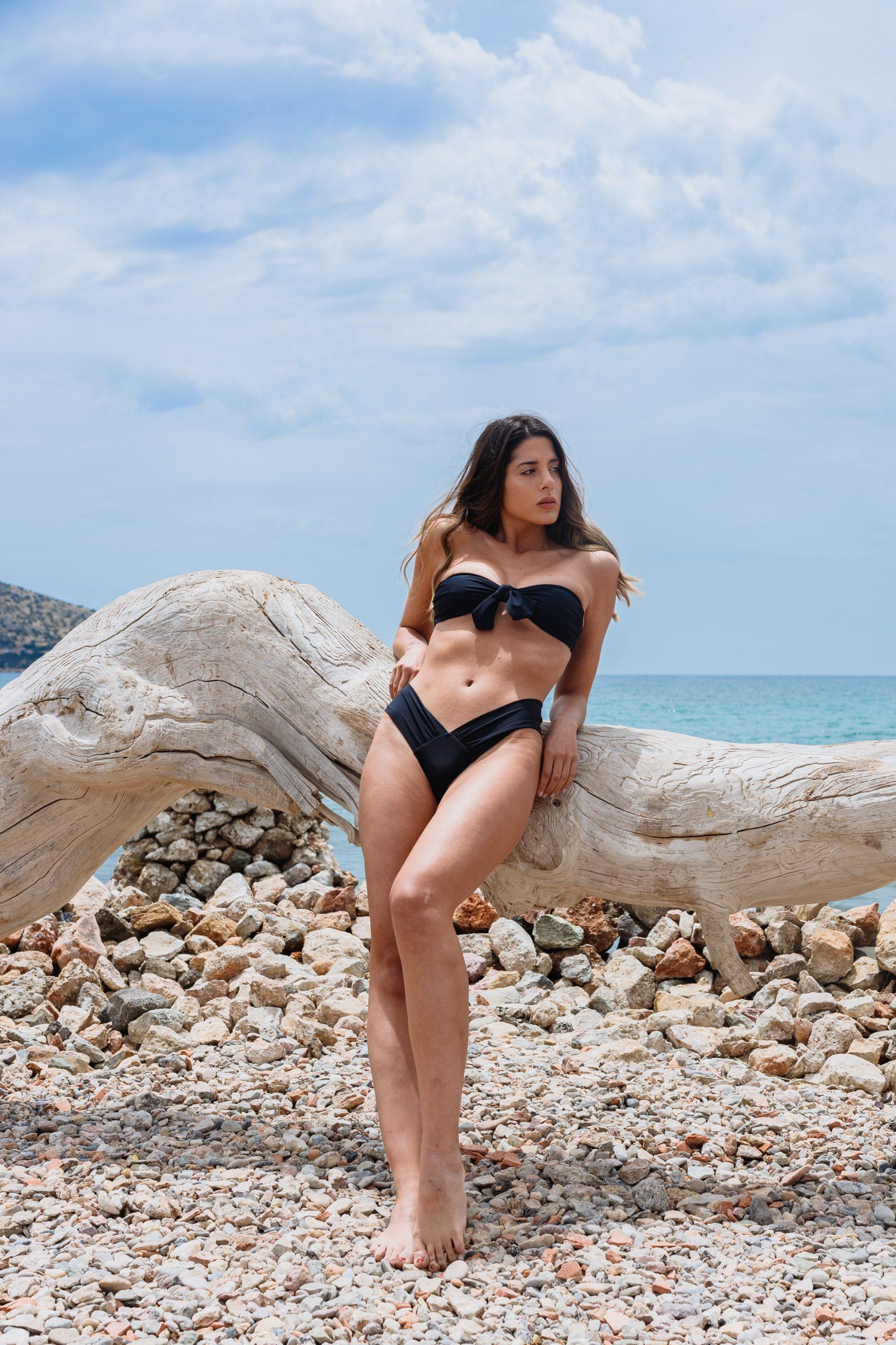 Jasmine Black Bikini-0