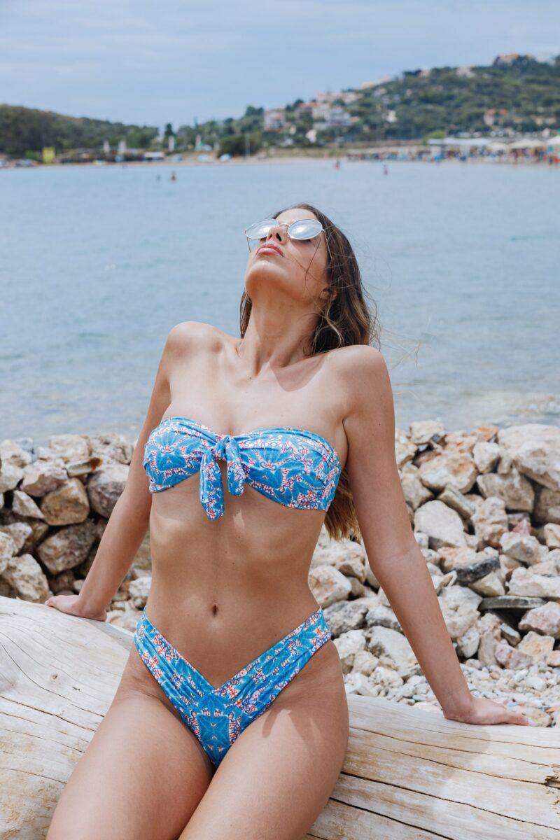 Jasmine Blue Bikini-0